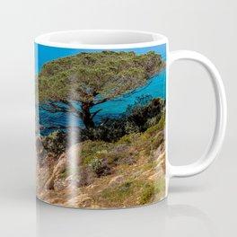 Seaside Shade Coffee Mug