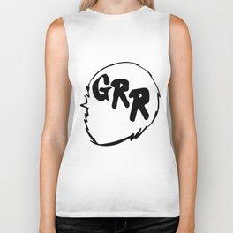 Grr Biker Tank
