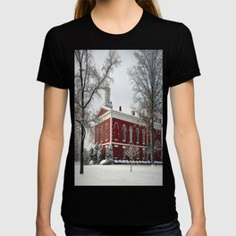 Side View of the Iron County Courthouse T-shirt