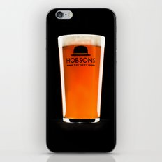 The Orange Pint iPhone & iPod Skin