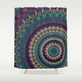 Mandala 580 Shower Curtain