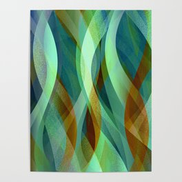 Abstract background G135 Poster