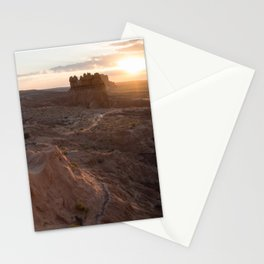 A Utah Sunrise Stationery Cards