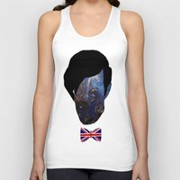 the who Tank Tops featuring Who? by FOREVER NERD