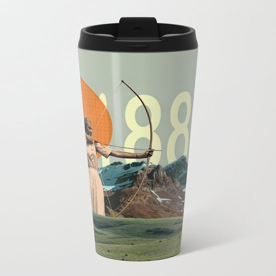 1880 Metal Travel Mug