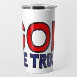GOP Saves Travel Mug
