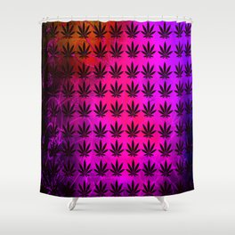 Berry Indica Shower Curtain
