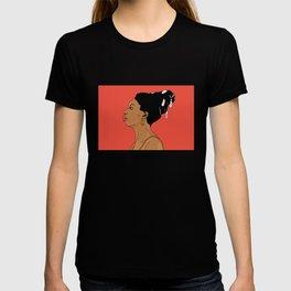 Nina Simone - with colors T-shirt