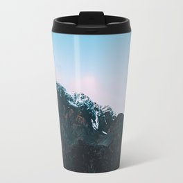 Dawn Mountain - Kenai Fjords National Park Travel Mug