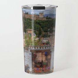 El Balcon de San Nicola Travel Mug