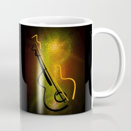 Guitar M-o-L Coffee Mug