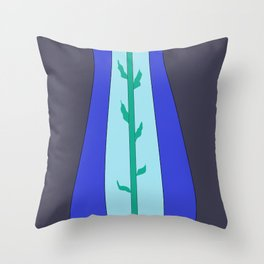 Vase Throw Pillow