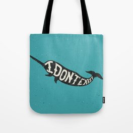 I Don't Exist Tote Bag