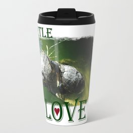 Turtle Love Travel Mug