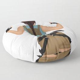 Tomb Raider Floor Pillow