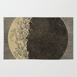 Five Day Moon Rug