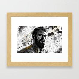 Jason Momoa Framed Art Print