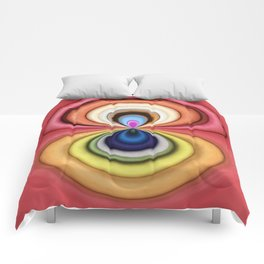 - Abstract Colour Design Comforters
