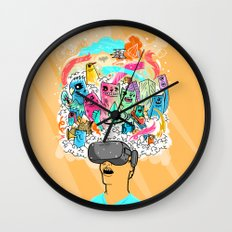 Adventures in the Oculus Rift Wall Clock