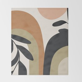 Abstract Art 56 Throw Blanket