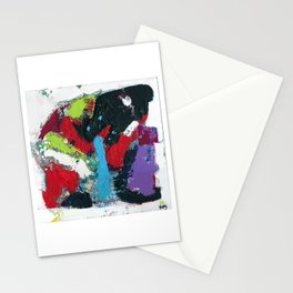 Tic Modern Painting Stationery Cards