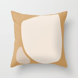 Shape Study #1 - Neighbors Throw Pillow