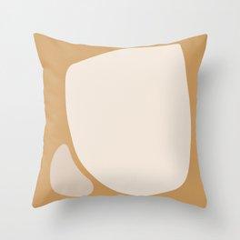 Abstract Shape Series - Neighbors Throw Pillow