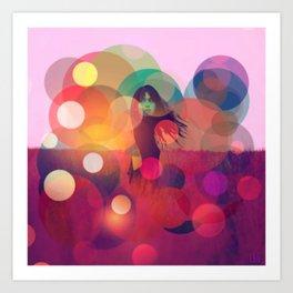 Colors of Change Art Print