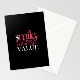 Lab No. 4 - Smile Modern Design Poster Stationery Cards