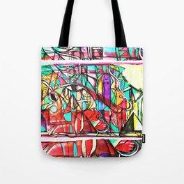 2014 Dendi Kingdom Gao  Tote Bag