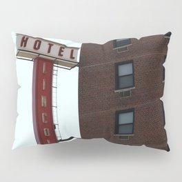 Hotel Lincoln Pillow Sham