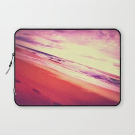 Twisted Pink Beach Laptop Sleeve