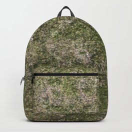 Stone and moss Backpack