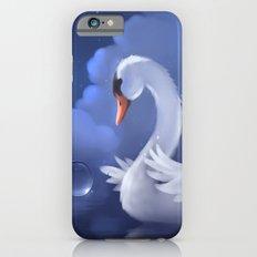 Swan Pleados iPhone 6s Slim Case