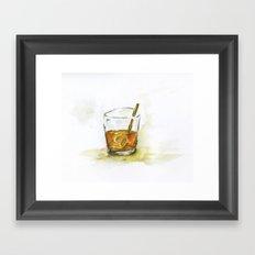 Tumbler  Framed Art Print
