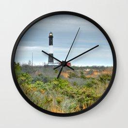 Lighthouse photography Wall Clock