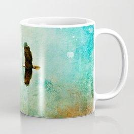Treetop Eagle Flight Coffee Mug