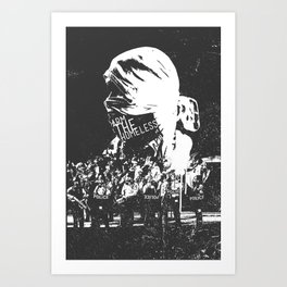 Power the people Art Print