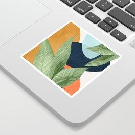 Nature Geometry VIII Sticker