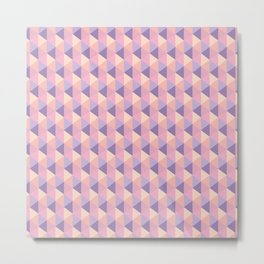 Pinkies Metal Print