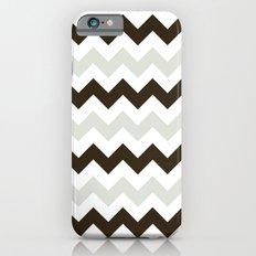 Chevron Makes Me Happy Slim Case iPhone 6s