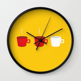 Life Force Wall Clock