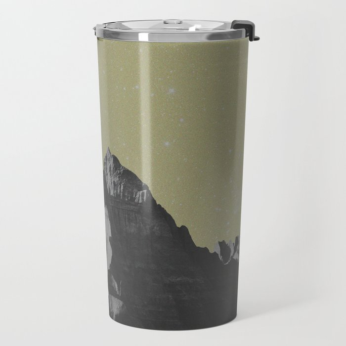 Rhino Mountain Travel Mug