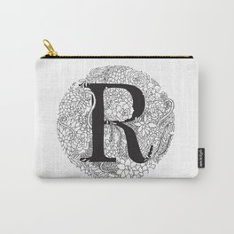 Succulent R Carry-All Pouch