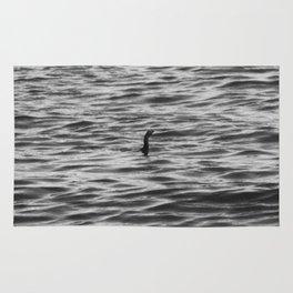Loch Ness Monster Rug