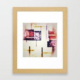 Shapes #02 Framed Art Print
