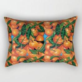 Florida Oranges Rectangular Pillow