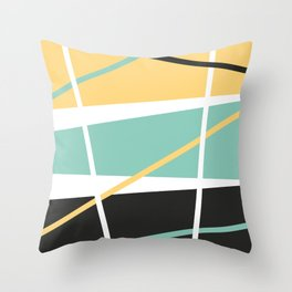 Decomposed Throw Pillow