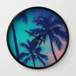 Hawaii Wall Clock