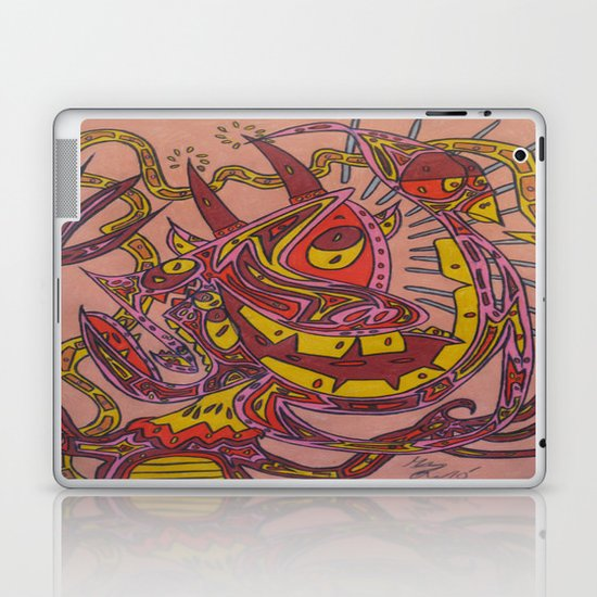 Uxellinus Laptop & iPad Skin
